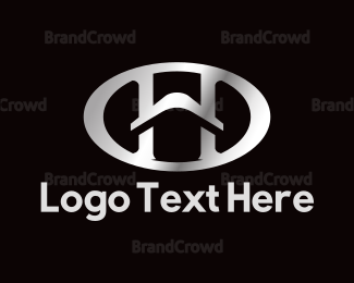 Emblem - House Emblem logo design