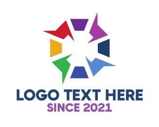 Electrical - Electric  Hexagon logo design