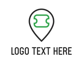 Point - Opener Point logo design