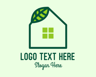 Farm Produce - Organic Garden House logo design