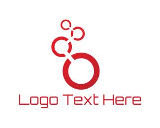 Chain - Circle Chain logo design
