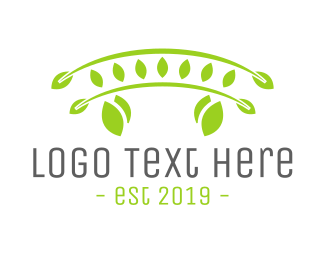 Ecological - Green Bridge logo design