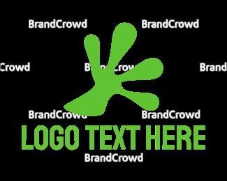 Hand - Frog Hand logo design