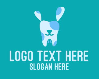 Animal Pet Dental Logo