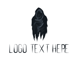 Costume - Dark Demon logo design
