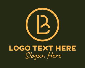 Firm - Law Firm Monogram L & B logo design