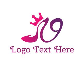 Shoe - Shoe Crown logo design