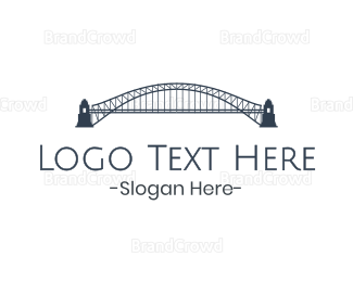 Cologne - Gray Harbour Bridge  logo design