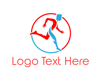 Exercise - Runner logo design