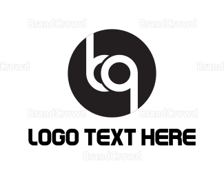 Music Equipment - B & Q logo design