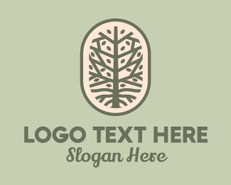 Growth - Mangrove Oval logo design