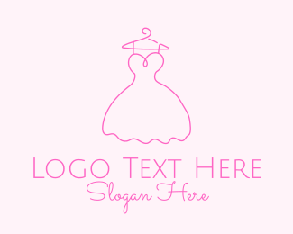 Belt - Simple Fashion Dress  logo design