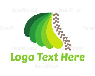 Back - Chiropractor Spine logo design