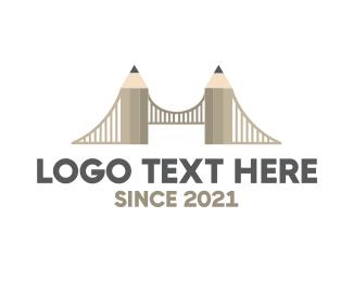 Read - Art Bridge logo design