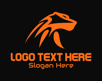 Game Vlogger - Wild Tiger Gaming Clan logo design