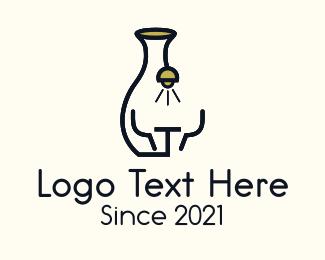 Diner - Vase Diner Restaurant logo design