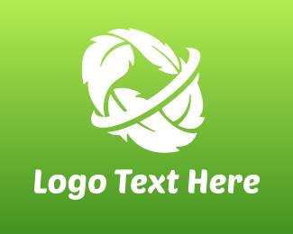 Herb - Peppermint Space logo design