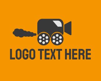 Van - Video Van logo design