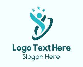 Crowdfund - Human Community Foundation logo design