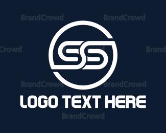Saas - S & S logo design