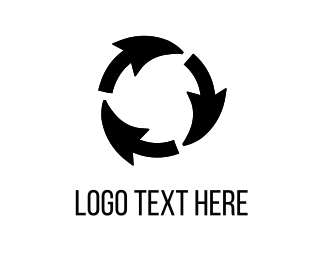 Recycle - Click Cycle logo design