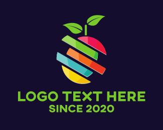 Slice - Fruit Slices logo design