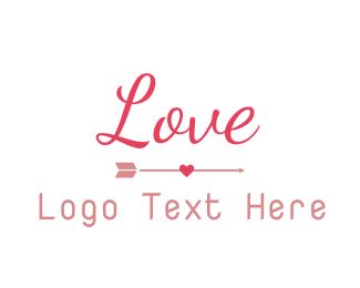 """Love Wedding Wordmark"" by BrandCrowd"