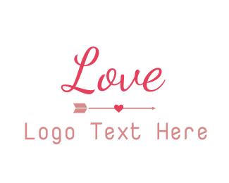 Wedding - Love Wedding Wordmark logo design