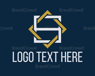 Asset Management - Diamond Number 8 logo design