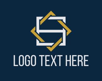 Silver - Diamond & Eight logo design