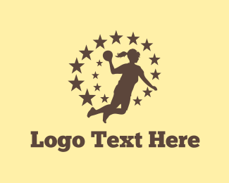 Better - Handball Star logo design