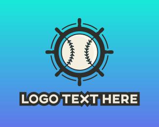 Little League - Baseball logo design