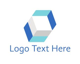 Blue Hexagon Logo
