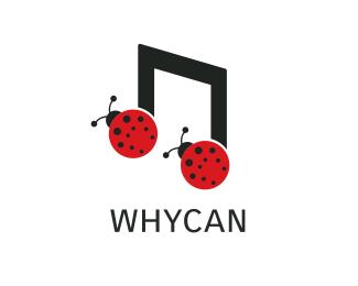 Bug Music Bug  logo design