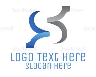 Arrows - Elegant Ribbons logo design