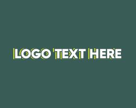 Brand - Casual Text logo design