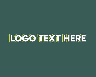 Font - Casual Text logo design