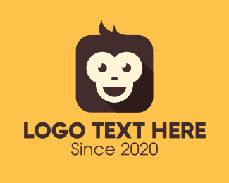 Logo Design - Monkey App