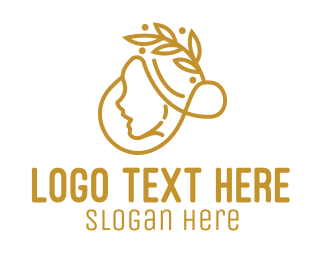 Beauty - Beautiful Elegant Spa Logo logo design