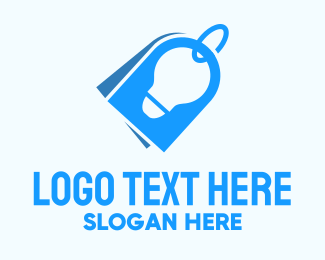 Hangtag - Smart Sales logo design