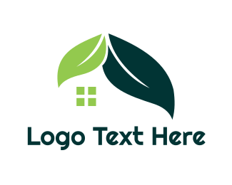 Window Cleaning - Eco Window logo design