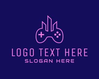 Gaming - Gaming City logo design