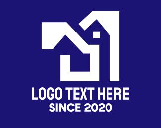 Neighbourhood - Real Estate Subdivision logo design