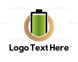Complete - Full Charge logo design