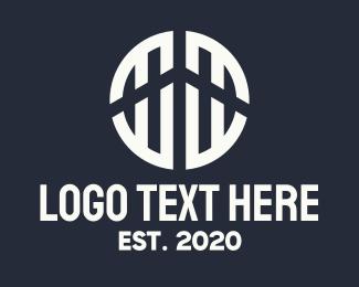 Home Lease - Elegant Home  Real Estate logo design