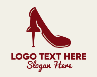 Pinterest - Tack Shoe logo design
