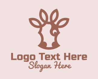 Cattle Farm - Cow Meat Shop logo design