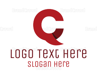 Letter - Communications Letter C logo design