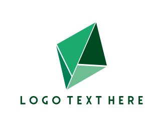 Green Diamond Logo