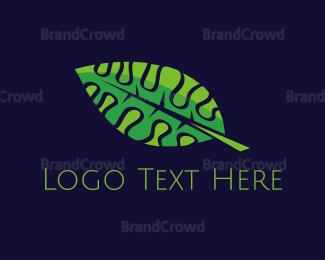 Smart - Smart Leaf  logo design